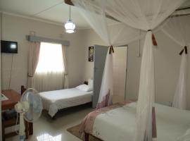Hotel near Kasama