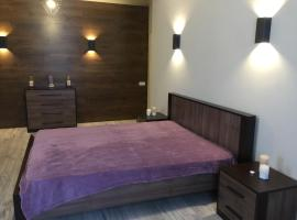 Hotel photo: New studio apartment in Odessa