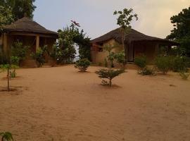 Hotel photo: Sarahma Lodge Simal
