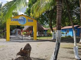 A picture of the hotel: Tsunami Inn