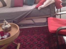 Hotel fotoğraf: Leoforos eirinis appartment