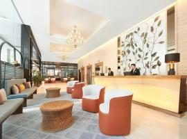 Hotel photo: Park Hotel Clarke Quay