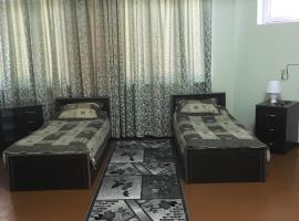 Hotel near Chirchiq