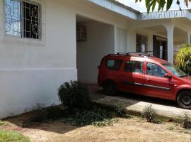 Hotel near Daloa