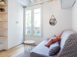 Hotel photo: Studio in the heart of Paris - Saint Michel