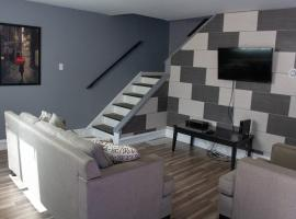 A picture of the hotel: Super Comfy 3 Bedroom Sleeps 8 in Fishtown