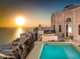 Hotel photo: Poseidon Mansion Sunset