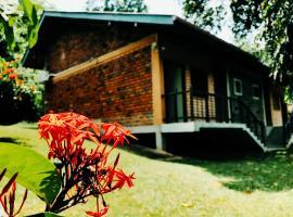 Hotel photo: The Green Lodge by Sri Gemunu