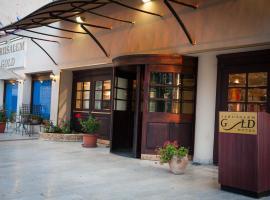 Hotel near Israel