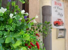 होटल की एक तस्वीर: A Casa di Sefy