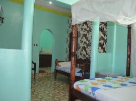 Hotel near Melinde