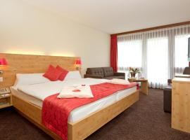 A picture of the hotel: Central Swiss Quality Sporthotel