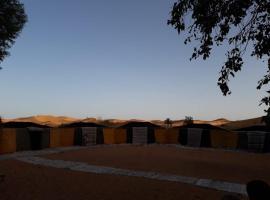 Hotel photo: Sahara Desert Friend Camp