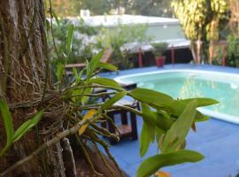 Hotel Foto: Harsha Petit Hotel Holístico