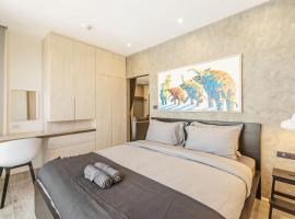 Hotel photo: Modern Phayathai Condominium By Favstay
