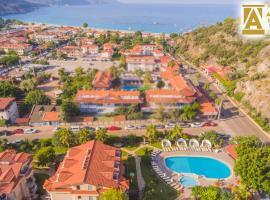 รูปภาพของโรงแรม: Ata Lagoon Beach Hotel