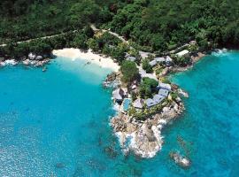 Hotel near Seychellen