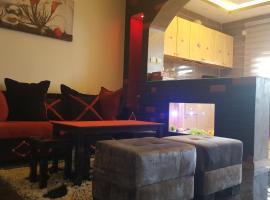 Hotel near Nablus