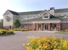 A picture of the hotel: Homewood Suites by Hilton Manchester/Airport