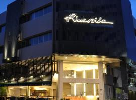 Hotel photo: Riverside Boutique Hotel