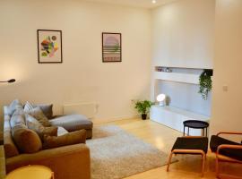 Hotel photo: Modern Studio Apartment in Northern Quarter