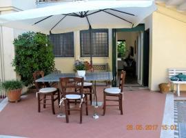ホテル写真: ostia beach apartment