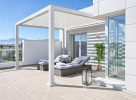 Hotel photo: New duplex penthouse in Jade Beach