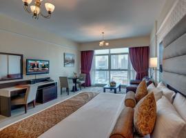 Хотел снимка: Emirates Grand Hotel Apartments