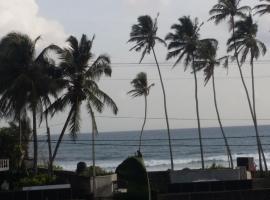 Hotel photo: Ocean on house