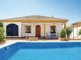 Hotel photo: Three-Bedroom Holiday Home in Montemayor