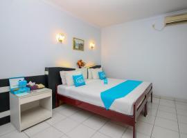 Ξενοδοχείο φωτογραφία: Airy Eco Ujung Pandang Latimojong Square Nico Makassar