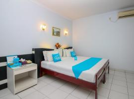 Hotel photo: Airy Eco Ujung Pandang Latimojong Square Nico Makassar