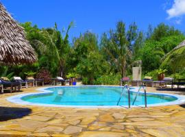 Hotel photo: Mbuyuni Beach Village