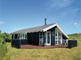 Hotel photo: Holiday home Indemarken Hjørring Denm