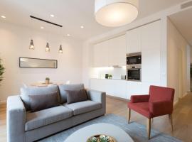 Hotel photo: Feels Like Home Restauradores Charming Apartment