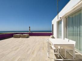 Hotel photo: Modern Apartment in Solana Matorral with Terrace