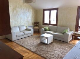 Хотел снимка: Apartment B3 trg Magnolija