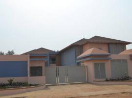 Hotel near Kolwezi