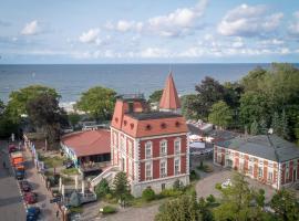 Hotel photo: Villa Red by Columbus Ustka