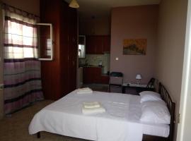 Hotel near Kalkísz