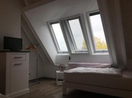 Hotel photo: Ferienhaus-Parsteinsee