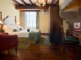 Hotel near 聖地亞哥-德孔波斯特拉
