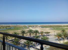 Hotel photo: Appartement vue sur mer