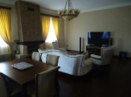Hotel near Sumqayit