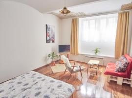 A picture of the hotel: Cozy Basement Apartment - Leškova Street