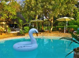 Hotel photo: Victoria Falls Backpackers Lodge