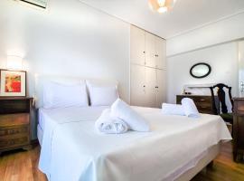 Hotel photo: Beautiful Apt next to Kallimarmaro & Athens Center