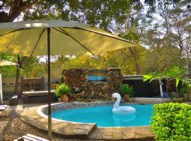 Hotel photo: Victoria Falls Backpackers Lodge