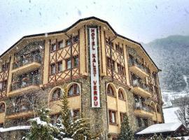 Hotel photo: Hotel Xalet Verdú