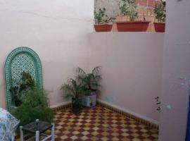 Hotel fotoğraf: Homestay Chez l'habitant Marrakech